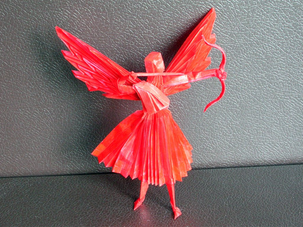 Фантазия из оригами